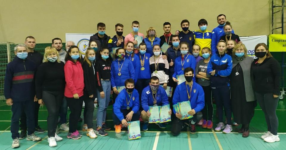 Чемпіонат України з бадмінтону