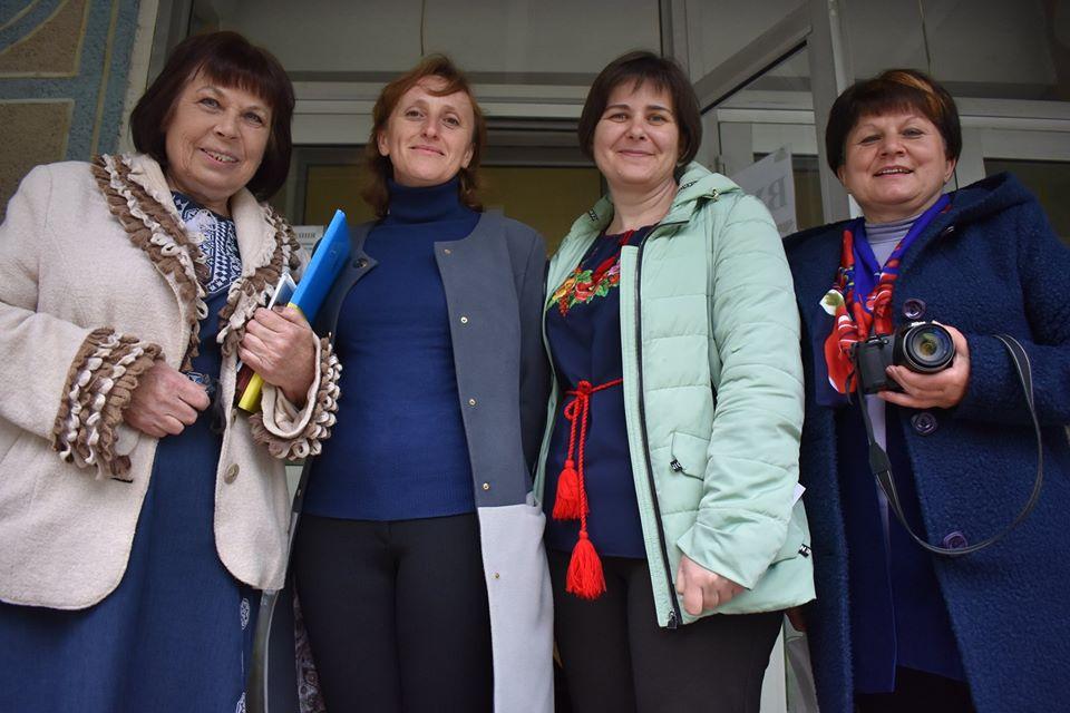 Відкриття футбольного поля в Новій Олександрівці. Фото