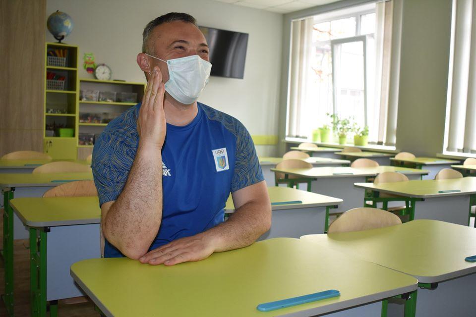 Відкриття мультифункціонального майданчика, Калинівка. Фото