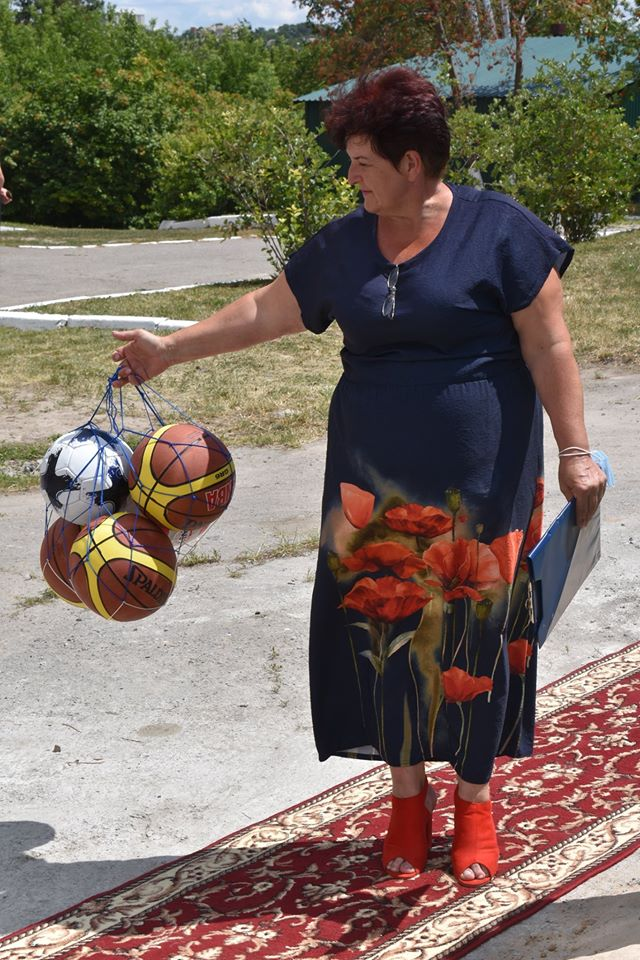 Відкриття воркаут-майданчиків в Тетієві. Фото