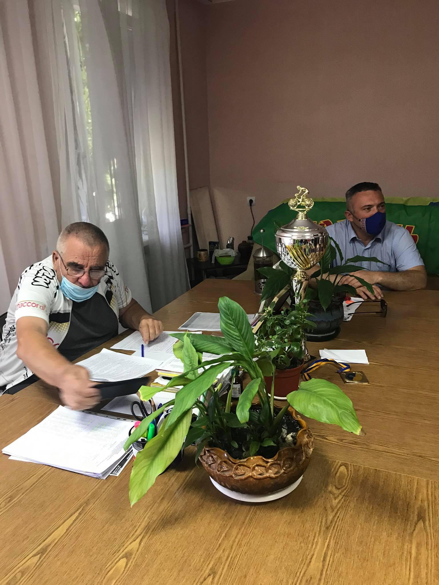 Робочий візит Білоцерківщиною Сергія Тимофєєва. Фото