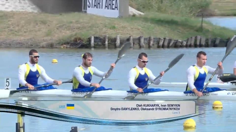 Етап Кубка світу з  веслування на байдарках і каное, Сеґед, Угорщина. Фото