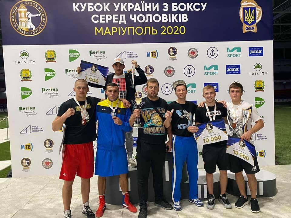 Кубок України з боксу серед чоловіків, Маріуполь. фото