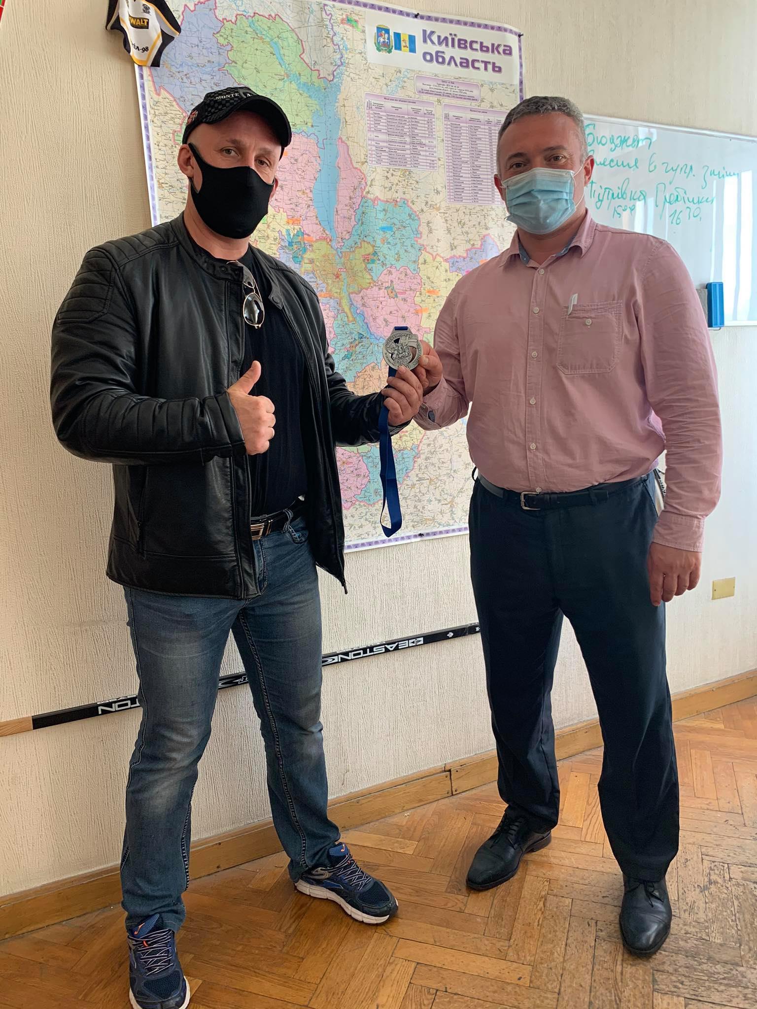 Сергій Тимофєєв, Валентин Бербеничук. Фото