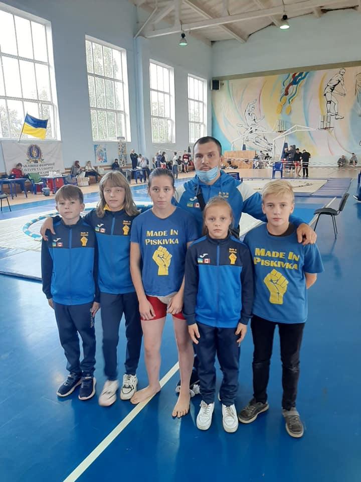 Чемпіонат України з сумо, Вінниця. Фото