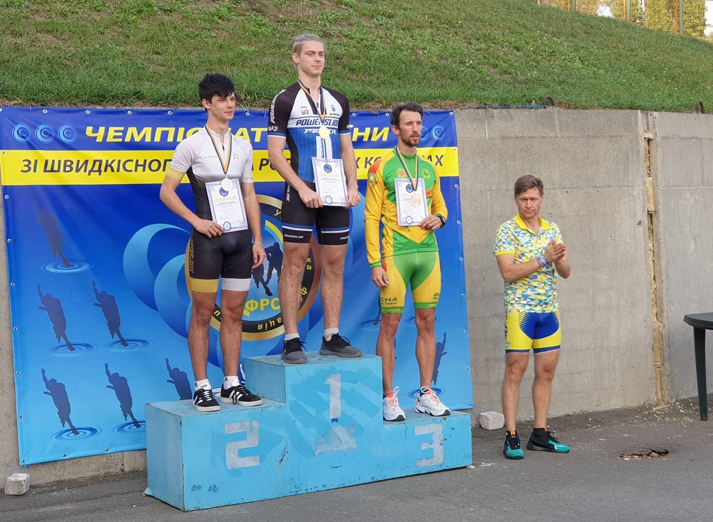 Чемпіонат України зі швидкісного бігу на роликових ковзанах. Фото