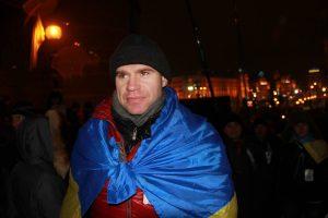учасник Революції Гідності Ярослав Потапенко. фото