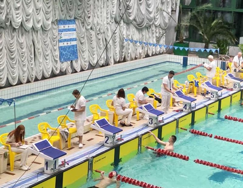 Чемпіонат України з плавання серед юніорів. фото