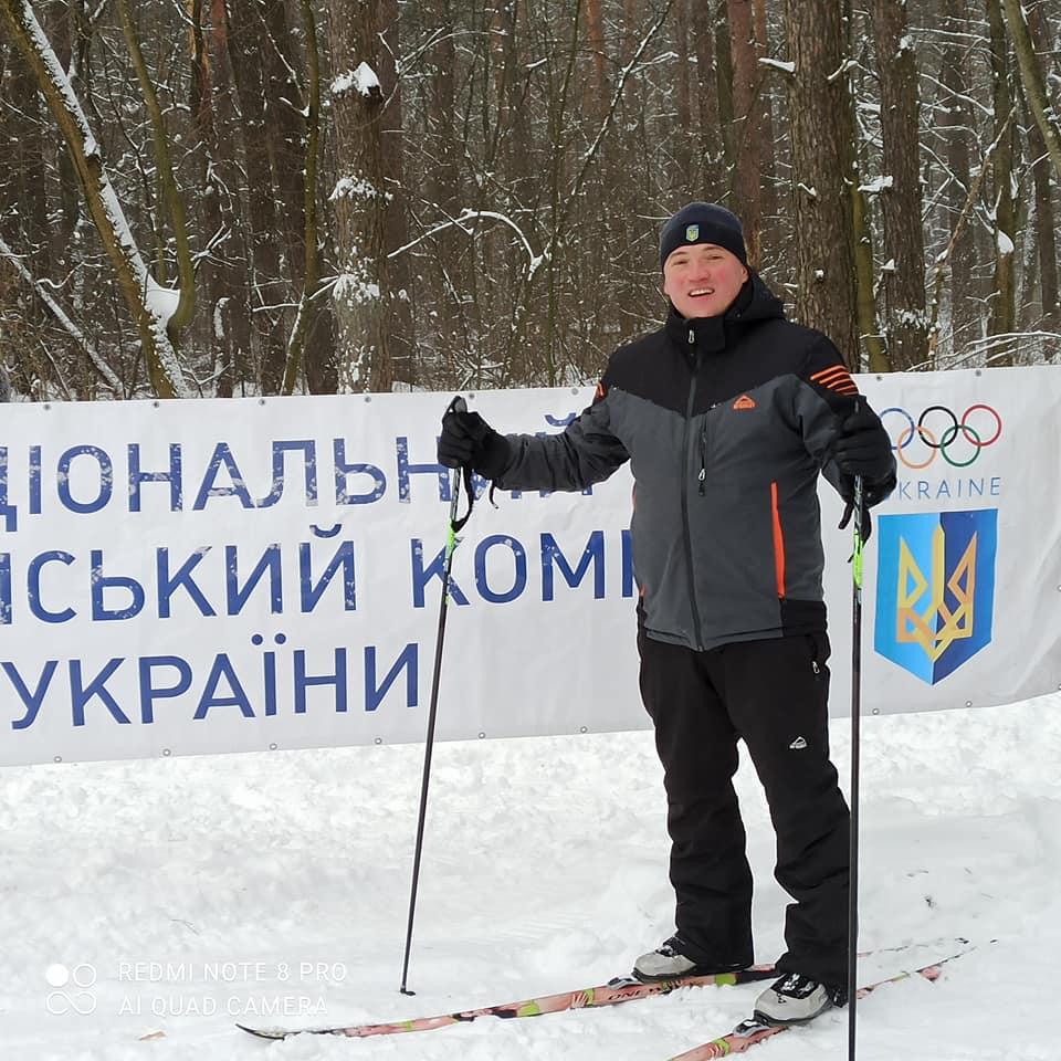 чемпіонат Київської області з лижних гонок, Бровари. фото