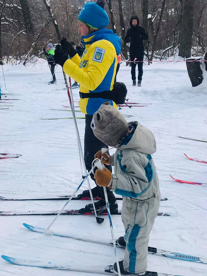 XXІІІ змагання з лижних гонок, Бровари. Фото