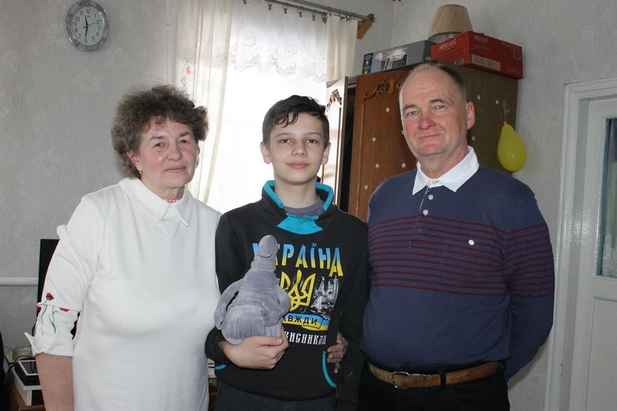 Родина Вовчинських. Фото
