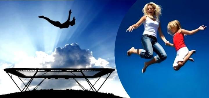 чемпіонат України зі стрибків на батуті. фото