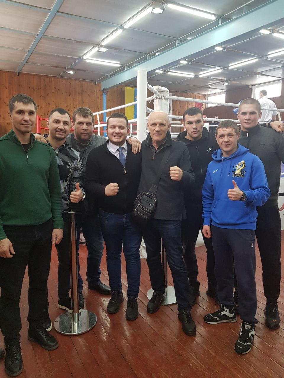 Чемпіонат Київщини з боксу, Бровари. Фото