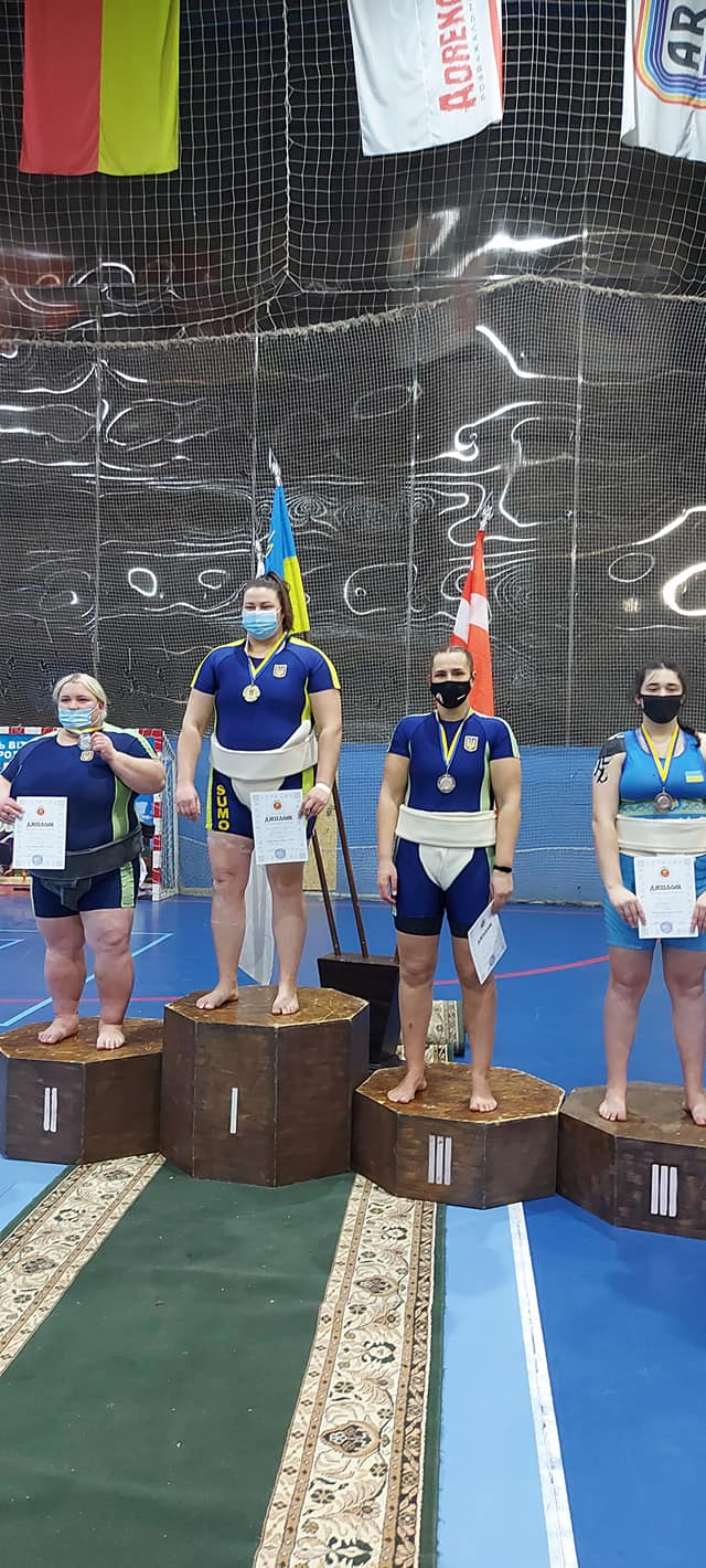 чемпіонат України з сумо, Луцьк. Фото