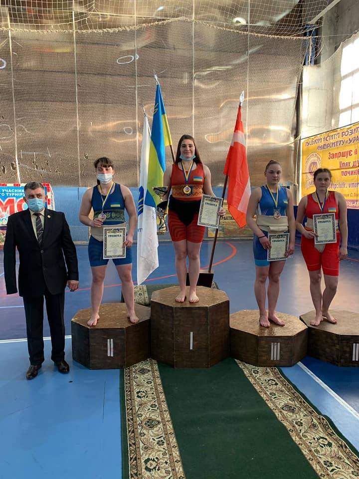 Міжнародний турнір з сумо Кубок Любарта. Фото