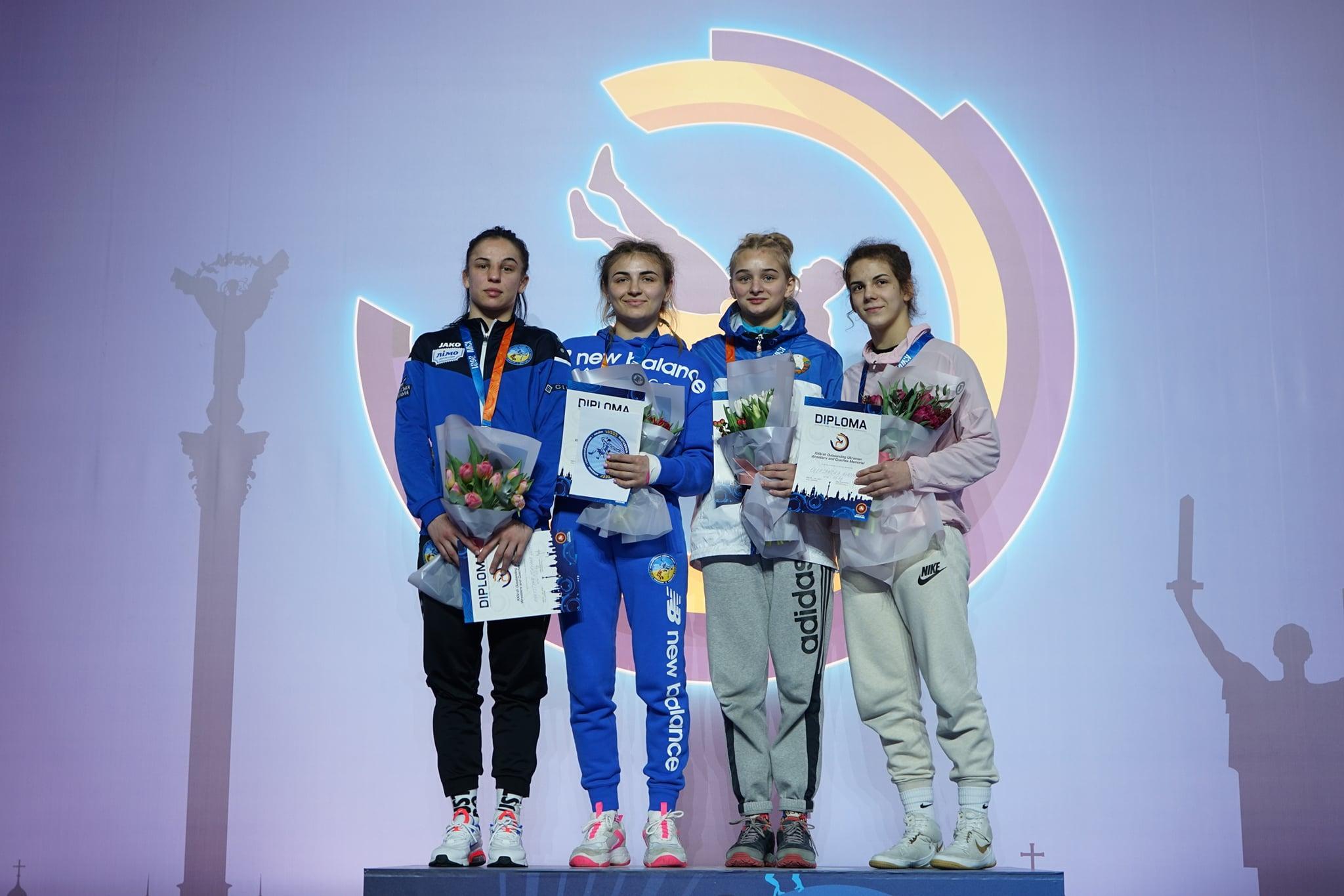 Київський Міжнародний турнір з боротьби. Фото