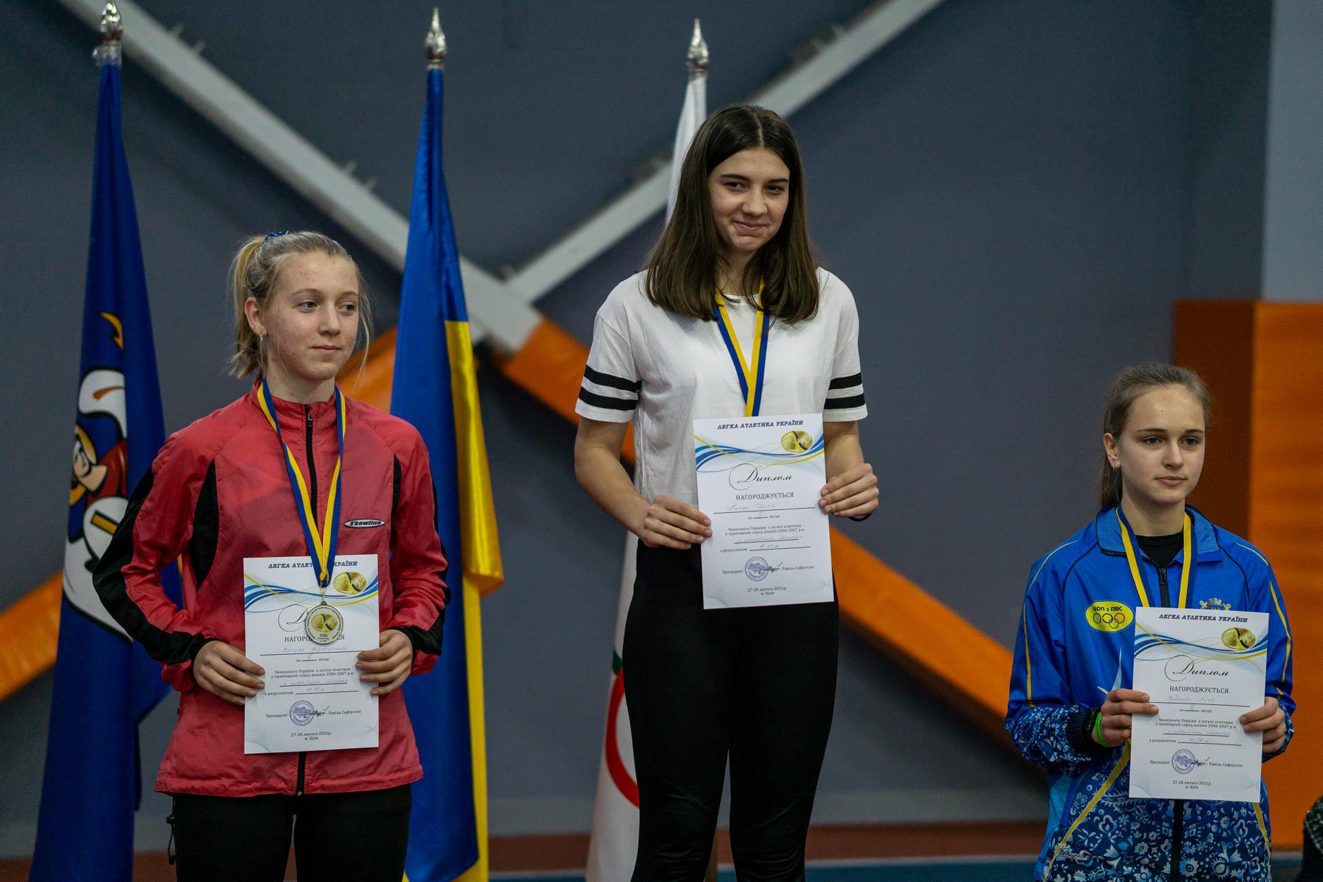 чемпіонат України з легкої атлетики у приміщенні, Київ. фото