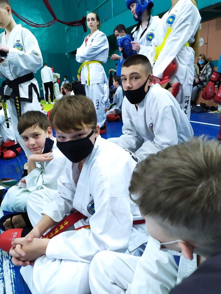 чемпіонат Київщини з таеквон-до. фото