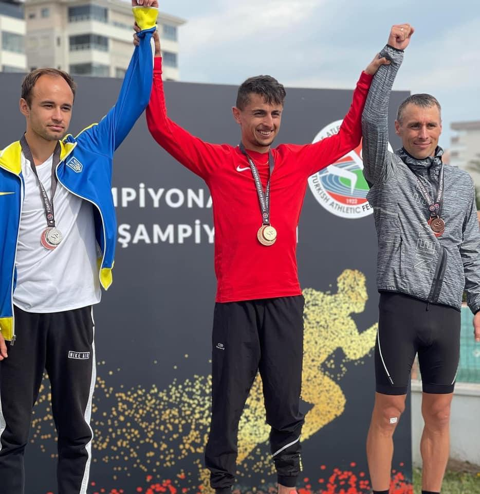 відкритий чемпіонат Туреччини зі спортивної ходьби. фото