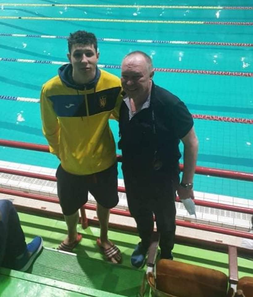 Чемпіонат України з плавання. фото