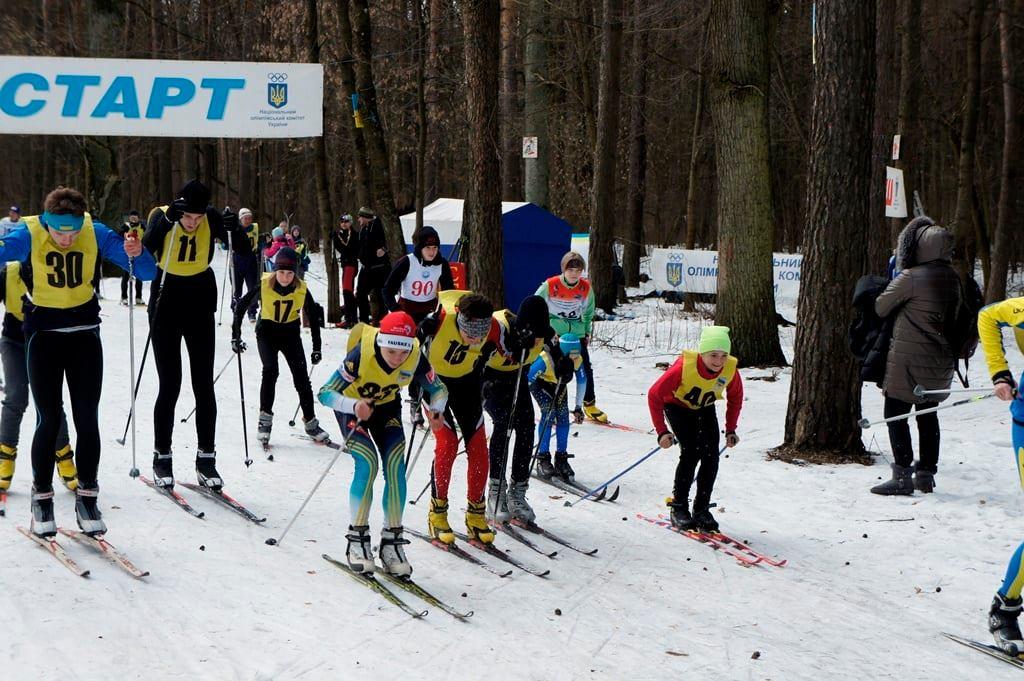 турнір з лижних перегонів Пролісок 2021. фото