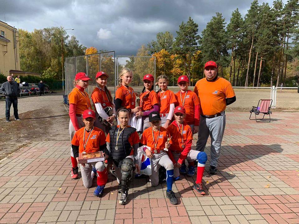 Фінал чемпіонату України з софтболу серед дівчат U13. фото