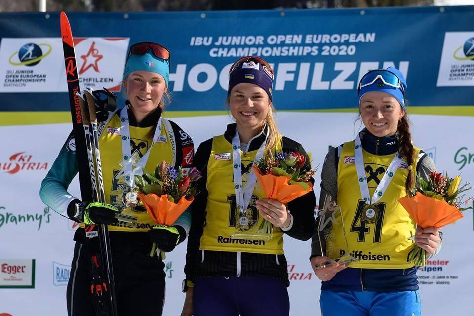 чемпіонат Європи з біатлону. фото