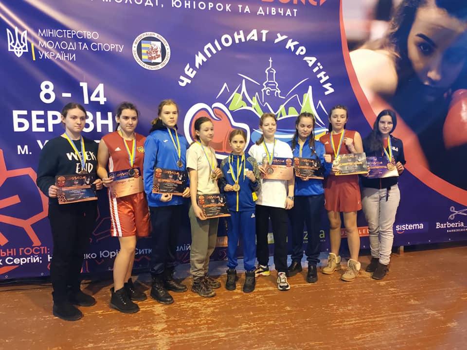 чемпіонат України з боксу серед жінок, Ужгород. Фото