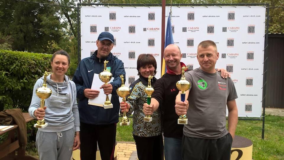 Чемпіонат України-2018 зі стендової стрільби, Львів. Фото
