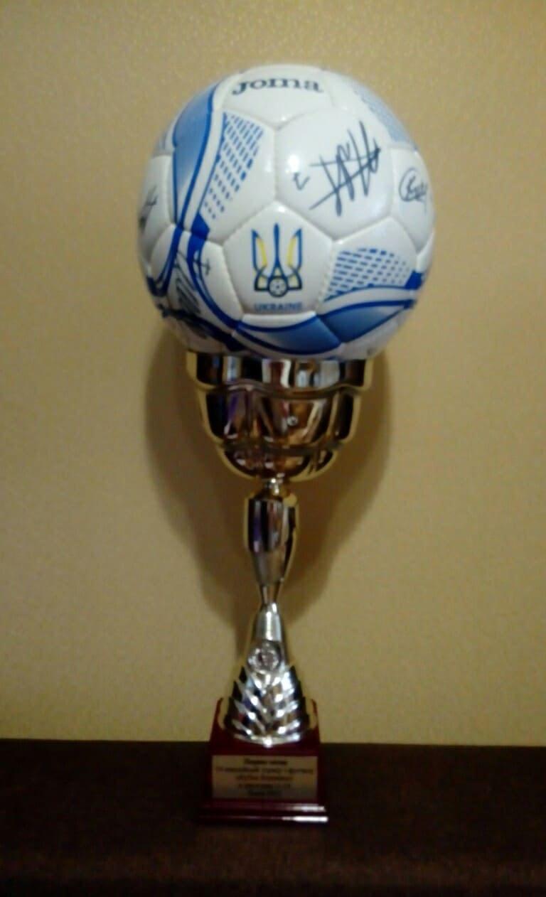 Кубок Близниці з футболу серед пластунів. фото