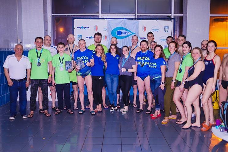 14-річний білоцерківець встановив рекорд України з плавання. фото