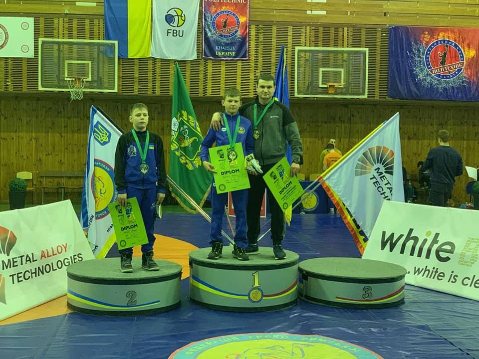 відкритий турнір з греко-римської боротьби, Харків. фото