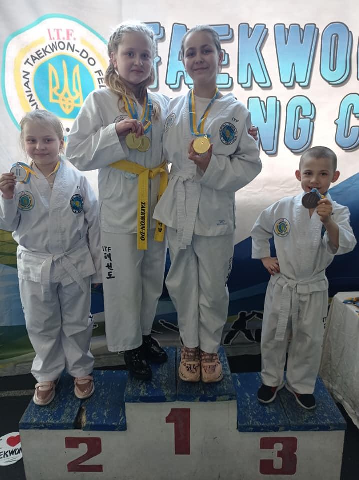 всеукраїнський турнір з таеквондо. фото