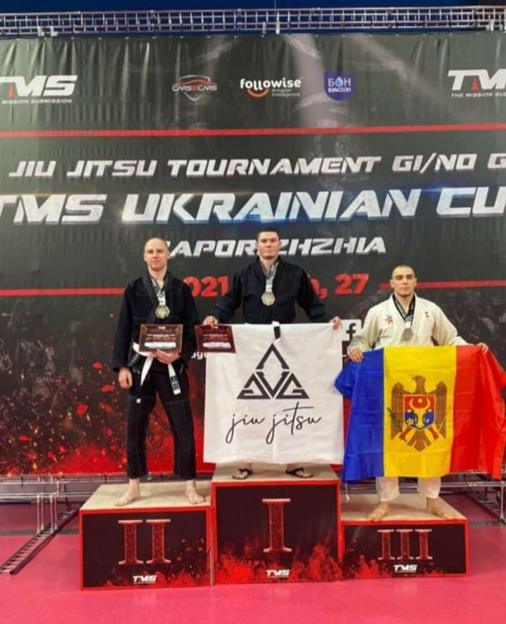 1) Міжнародний турнір з джиу-джитсу TMS UKRAINIAN CUP 2021. фото