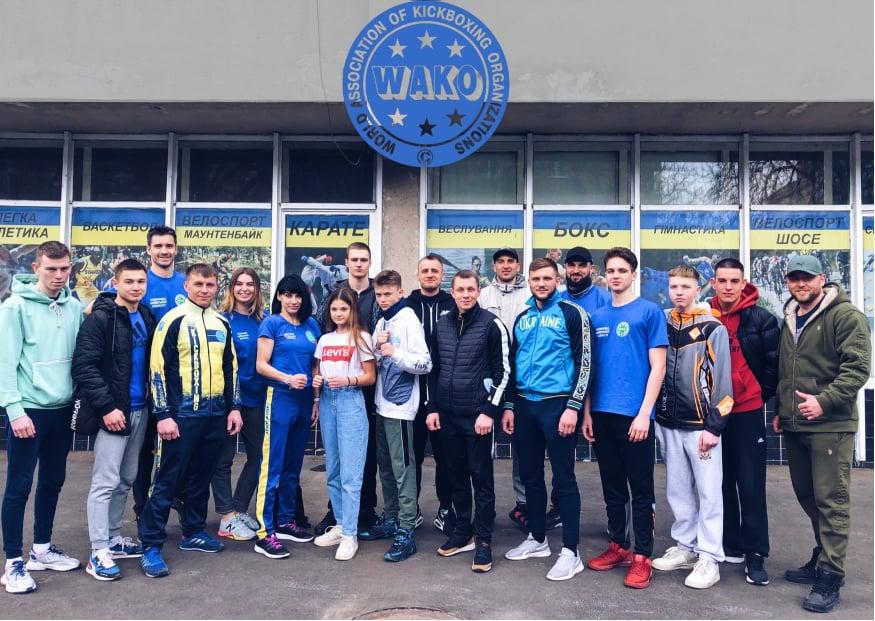 чемпіонат України з кікбоксингу WAKO серед дорослих. фото