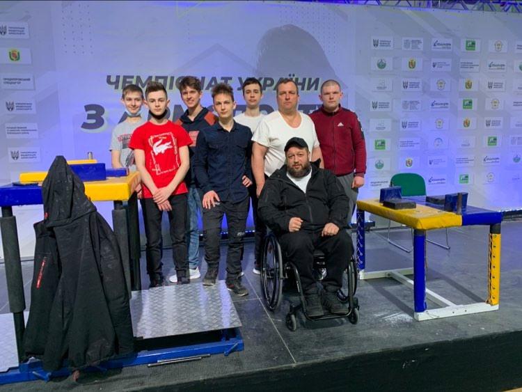 чемпіонат України з армспорту та параармспорту, Полтава. Фото