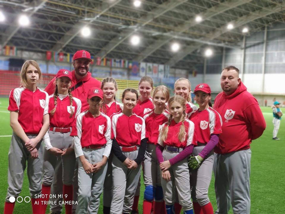 Міжнародний турнір з бейсболу Vilnius Cup. фото