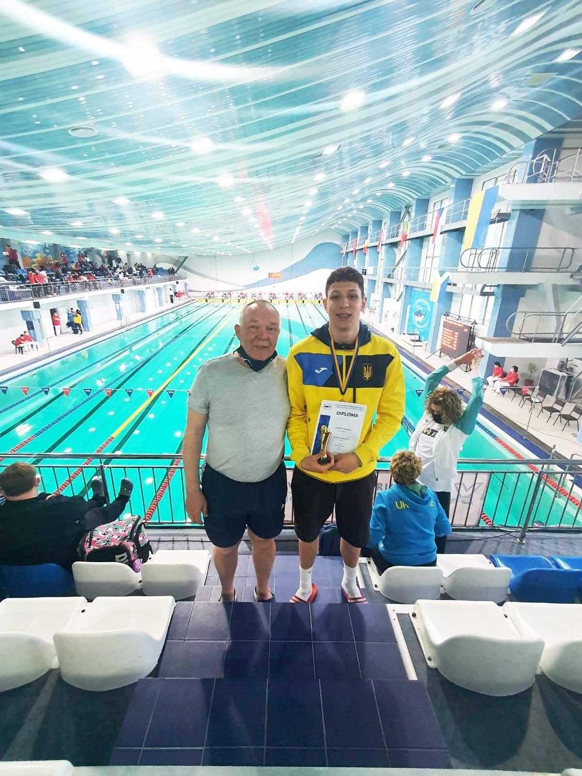 міжнародний турнір з плавання, Бровари. фото