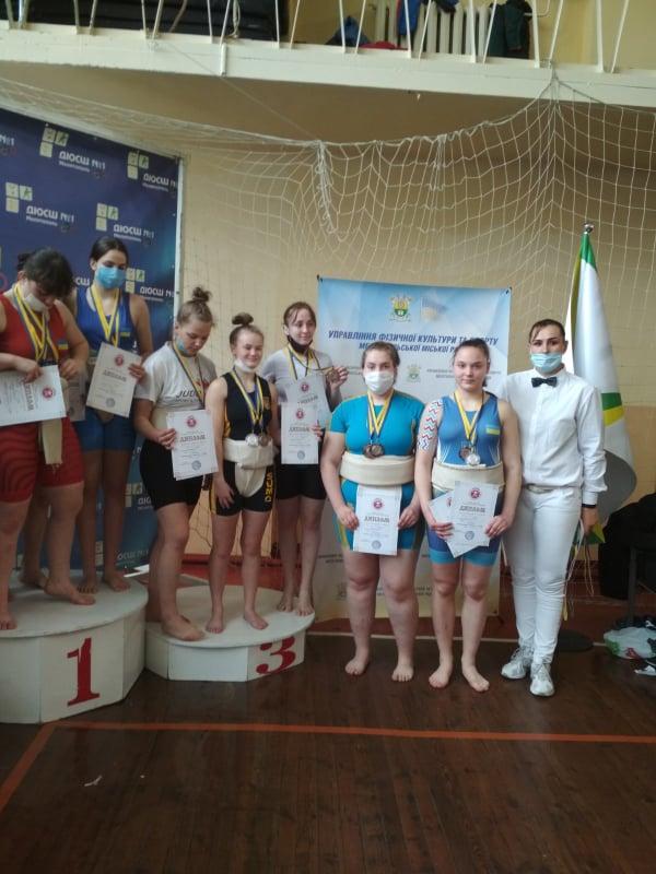 чемпіонат України з сумо, Мелітополь. фото