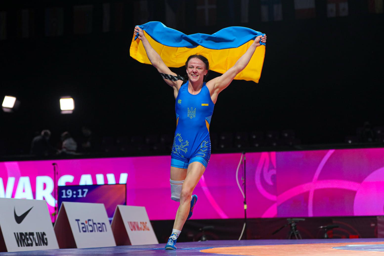 Чемпіонат Європи з трьох стилів боротьби, Варшава. фото
