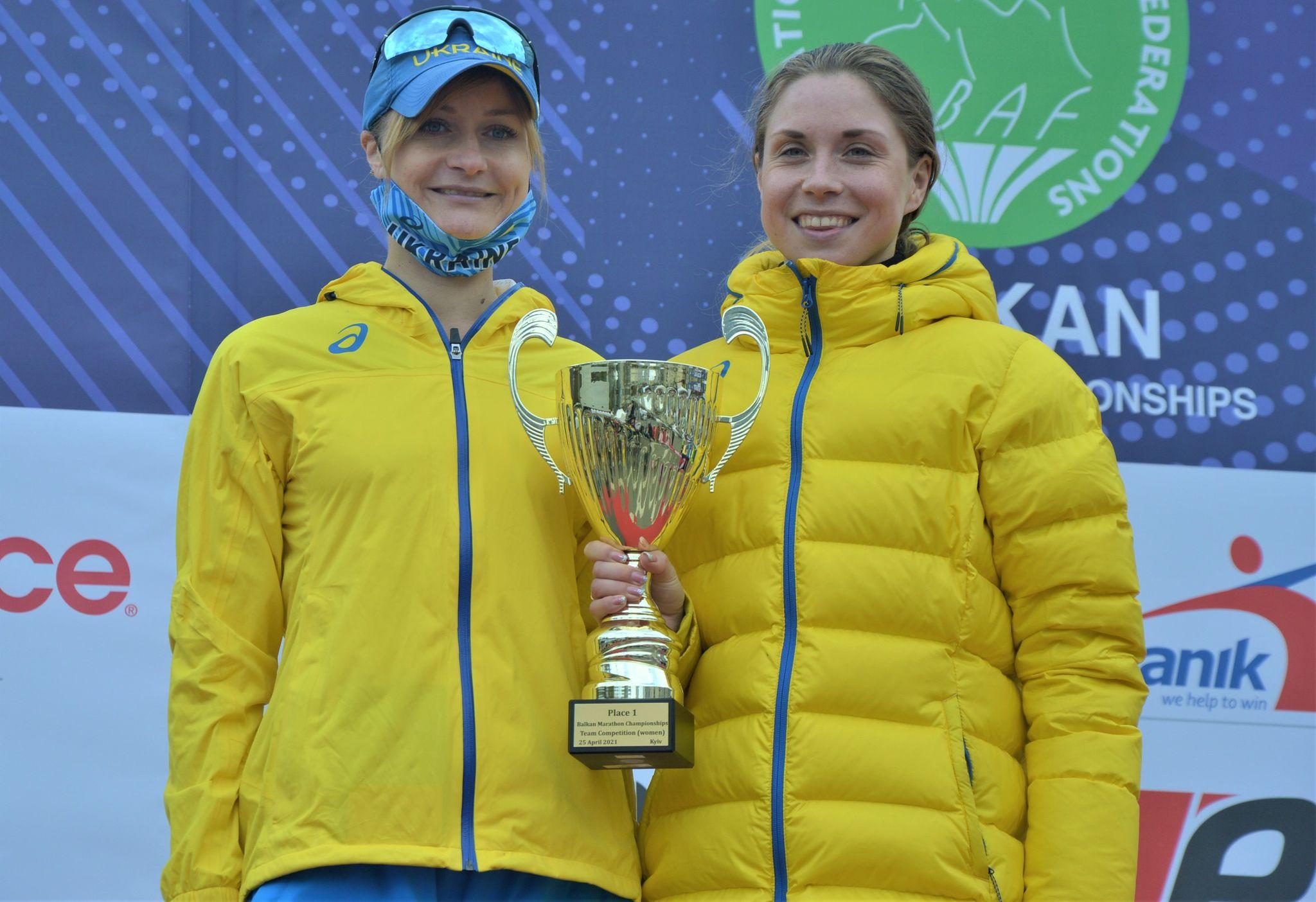 чемпіонат Балканських легкоатлетичних федерацій, Київ. фото