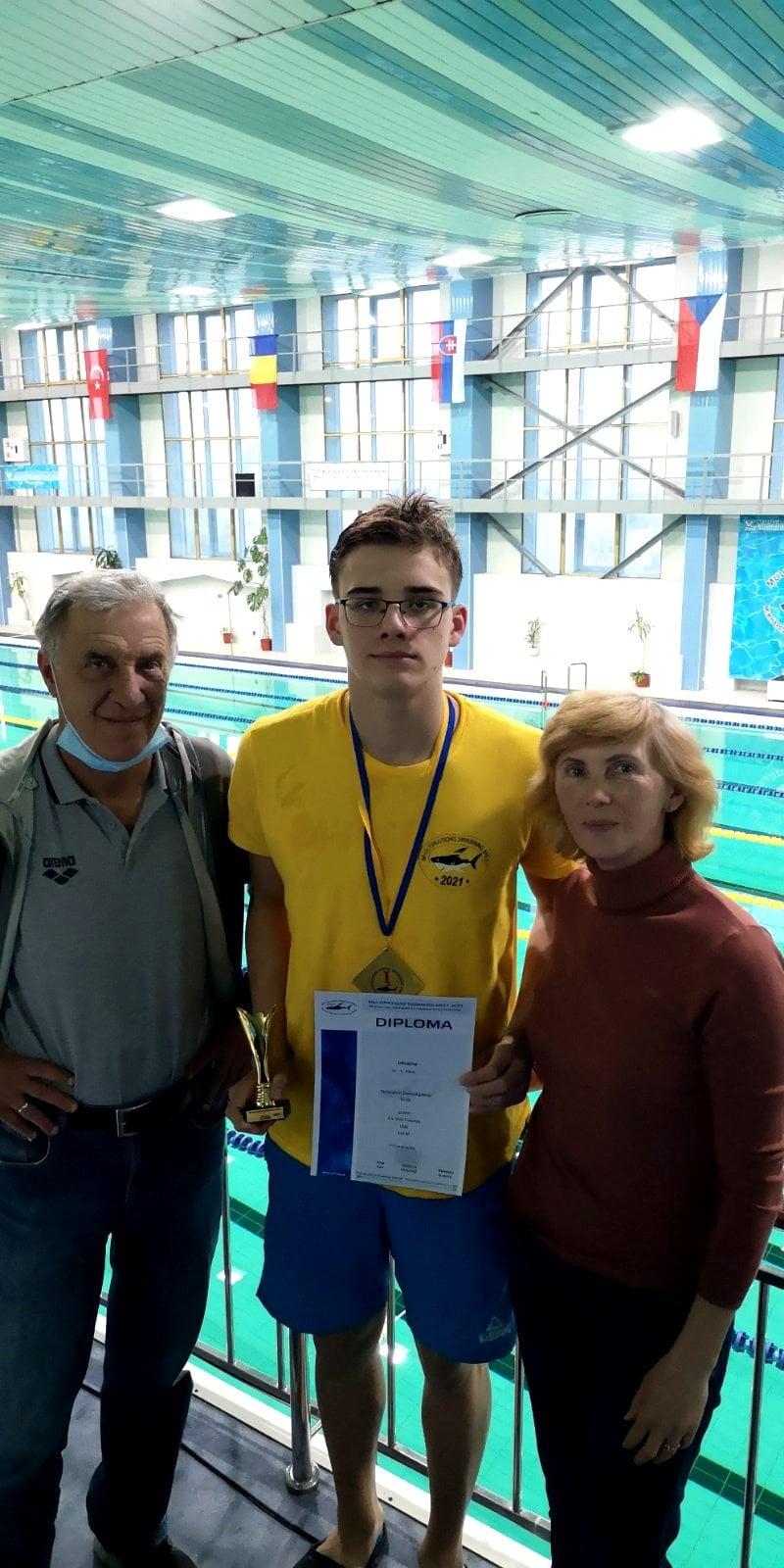 міжнародний турнір з плавання Multinations Junior  Swimming Meet, Бровари. фото