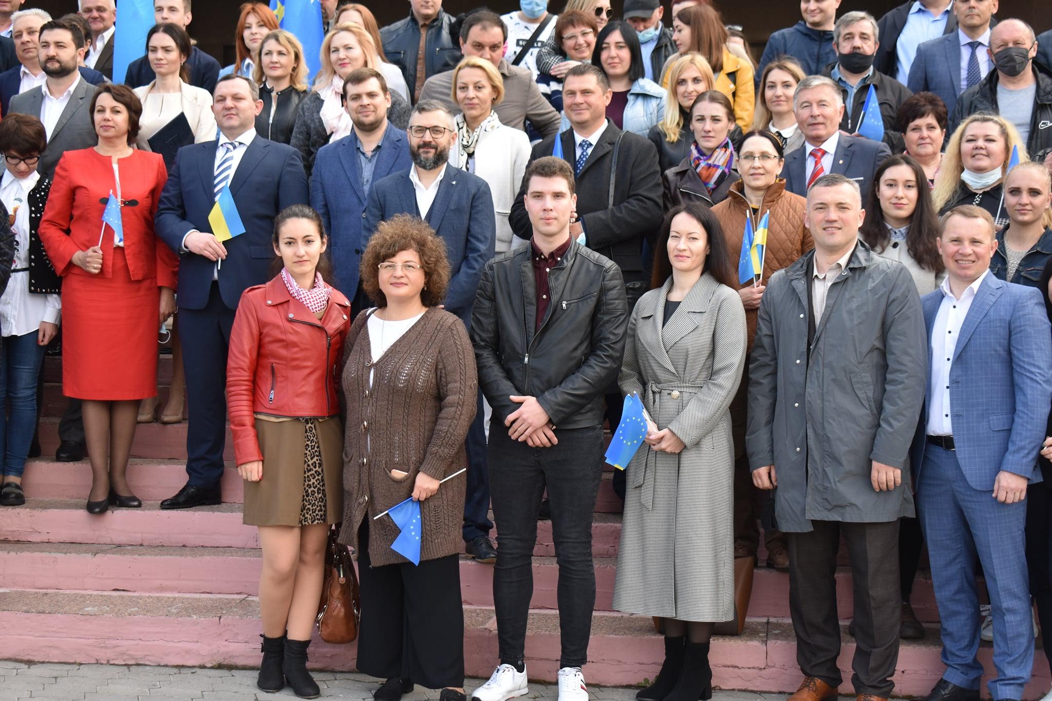 День Європи в Україні-2021, КОДА. фото