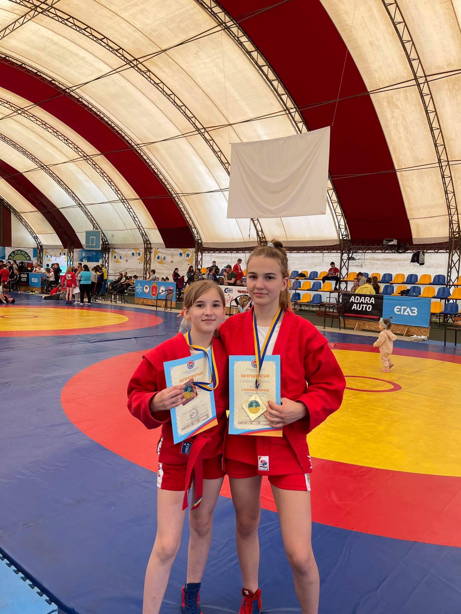 чемпіонат України з самбо, Кароліно-Бугаз. фото
