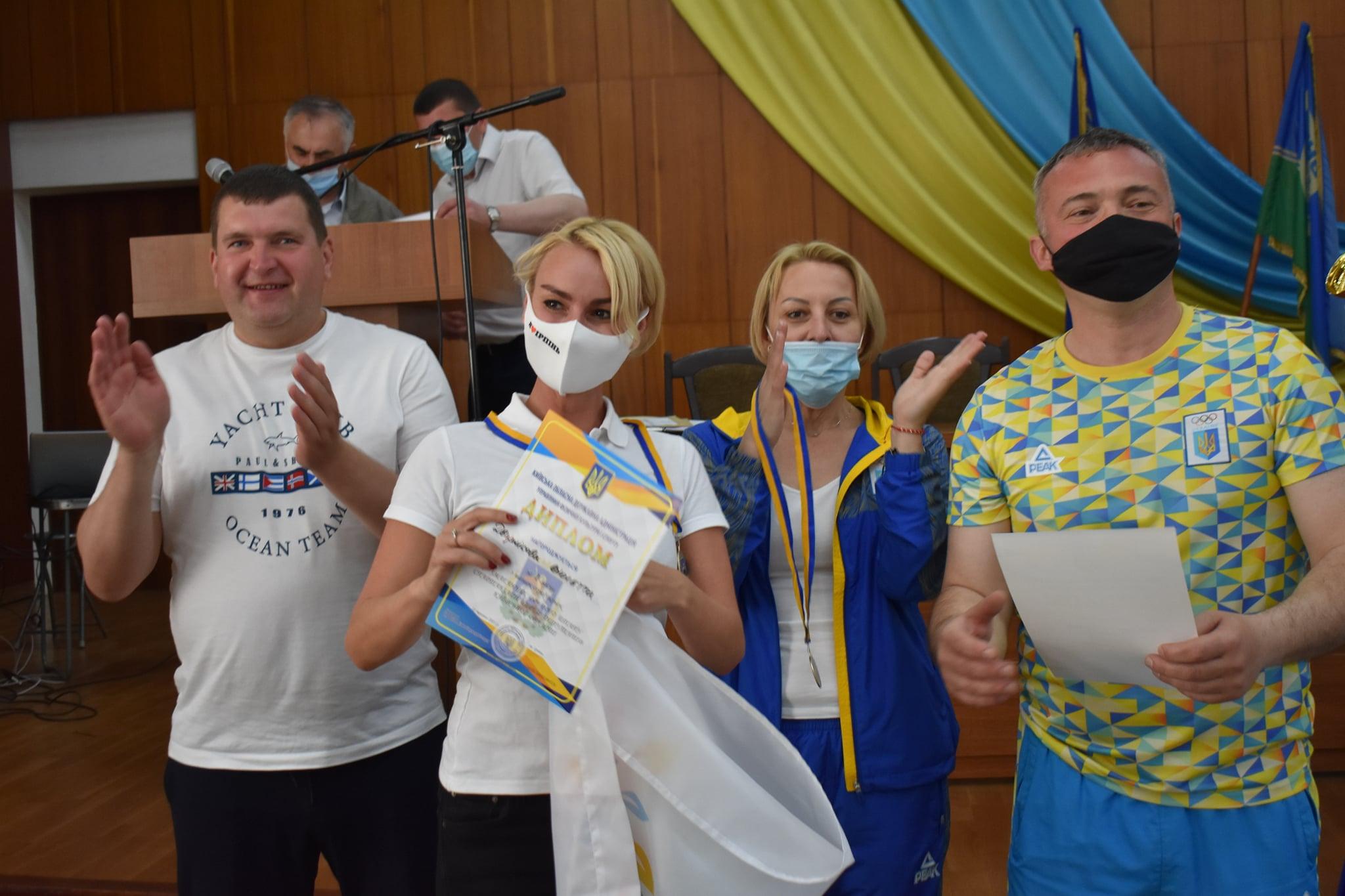 Спартакіада депутатів Київщини, Ірпінь. Фото