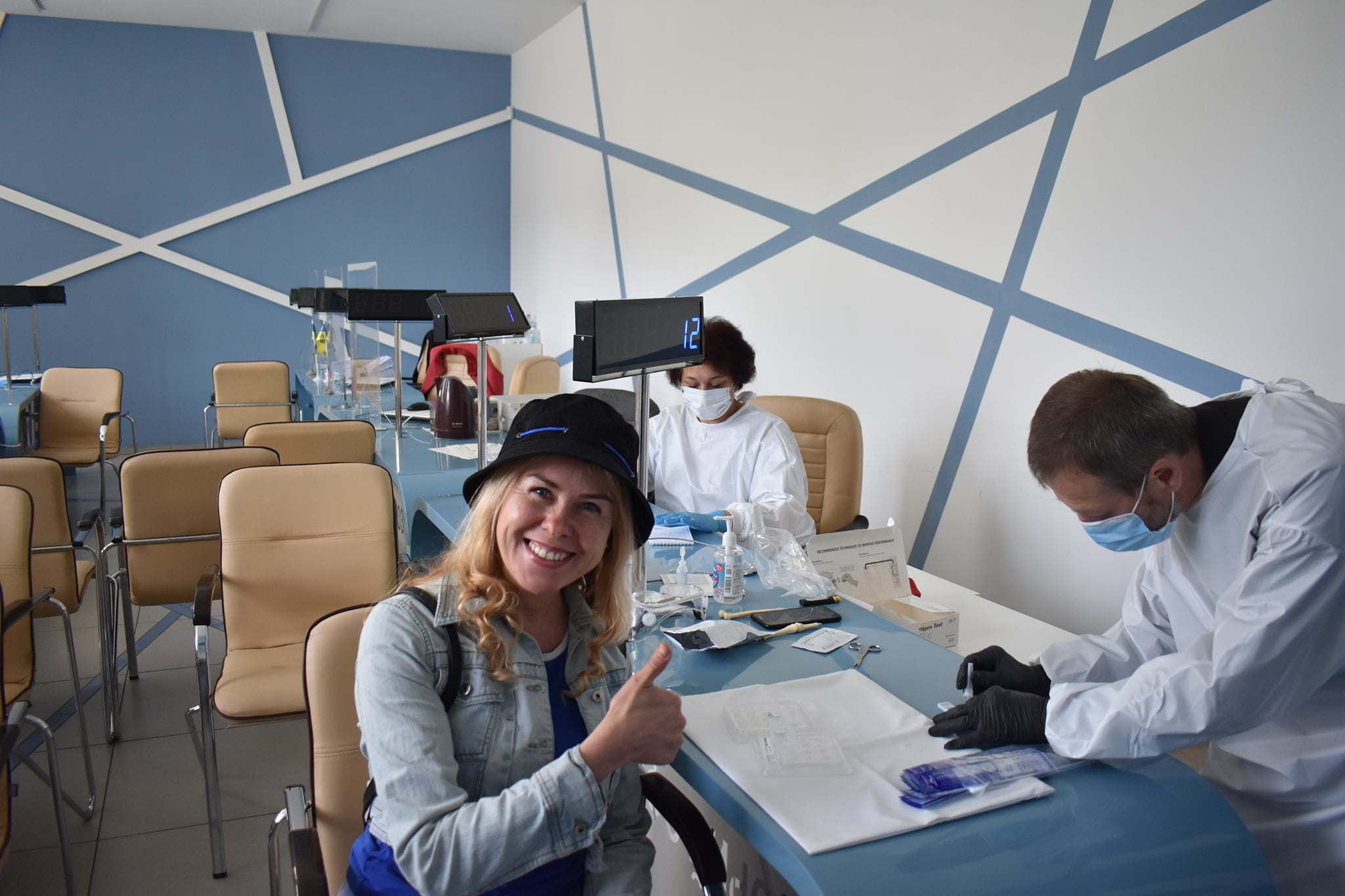 Сергій Тимофєєв, Ірина Коляденко, Тетяна Щербак. фото