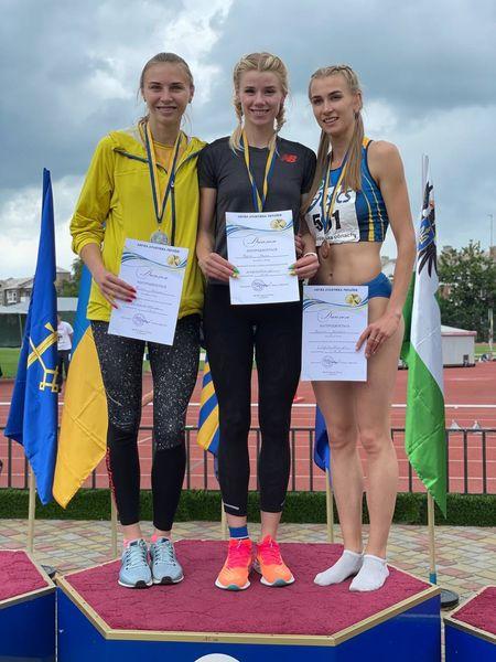 чемпіонат України з легкої атлетики серед молоді, Бахму. фото