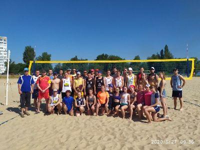 чемпіонат Київської області з пляжного волейболу
