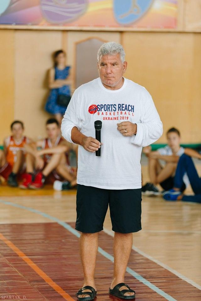 майстер-клас від тренера Tom Schuberth. фото