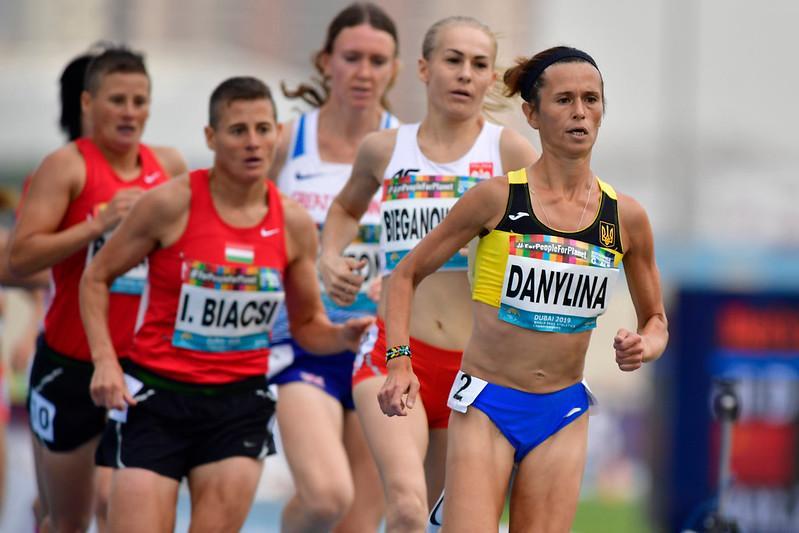 Чемпіонат світу з легкої атлетики. фото